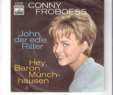 CONNY FROBOESS -John, der edle Ritter
