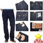 Levis 501 Jeans Men's Original Levi's Strauss Denim Straight Fit New All Sizes