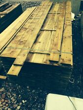 6x1 ,150mmx22mm X 3.6m Treated Timber Cladding Fencing Sheds