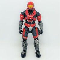 "McFarlane Halo Reach 5.5"" Series 1 Action Figure Spartan Red Hazop"