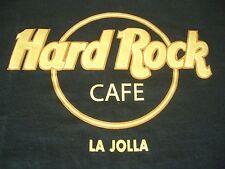 HRC HARD ROCK CAFE la Jolla Blue Pelle tè size M NWT OVP