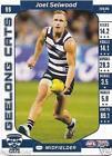 2017 Teamcoach Base Card (99) Joel SELWOOD Geelong