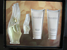 DONNA KARAN CASHMERE MIST WOMEN 4PC GIFT SET PERFUME + LOTION+BODY CREAM ***BNIB