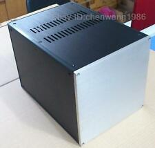 Full Aluminum amplifier DIY Enclosure/preamp case/amp box/DIY PSU chassis