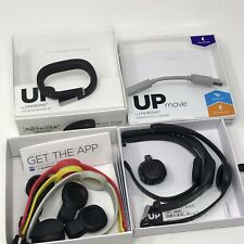 Up By Jawbone MotionX Fitness, Sleep and Activity Tracker Bluetooth LOT STRAPS