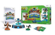 Skylanders SWAP Force Starter Pack - Nintendo Wii Video Game - Toy Characters