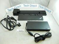 Lenovo ThinkPad Workstation Docking - US Part number: 40A50230US