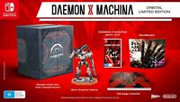 Daemon X Machina Orbital Limited Edition Boxset Nintendo Switch NS New Sealed