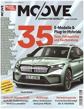 ams MOOVE 3/2020 Auto Motor Sport Tesla Model 3 Tesla Y Mini E BMW 330e Audi VW