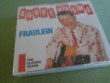 BOBBY HELMS ..........FRAULEIN....2CD BOX SET ....[BEAR FAMILY]
