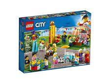 Lego-60234 habitantes de la ciudad Jahrm