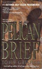 The Pelican Brief - John Grisham paperback GC (postage discount apply)