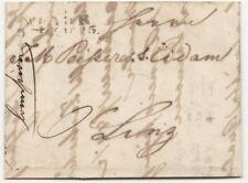 Vorphila,Weyer,Inhalt,nach Linz,1845