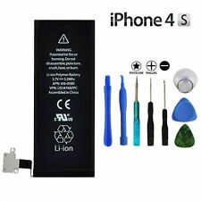 New Premier Quality Replacement Battery for iPhone 4S 1430mAh  3 years Warranty