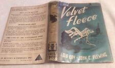 Lois Eby & John Fleming Die Samt Fleece erste ED in D/J 1947