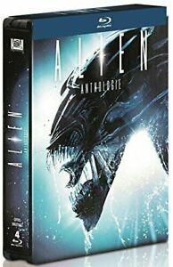 Alien quadrilogie - Steelbook collector  - Blu ray - Neuf sous blister -