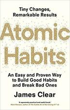 Atomic Habits by James Clear <Paperback>