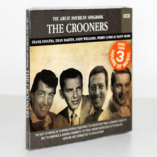"THE GREAT AMERICAN SONGBOOK ""THE CROONERS"" [3 CD / 69 TRACKS] RARO 5399890309627"