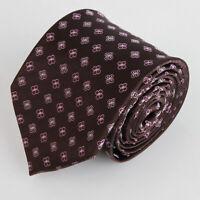 ANGELO LITRICO  100% Seiden Krawatte Tie Cravate 27