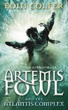 Artemis Fowl and the Atlantis Complex by Colfer, Eoin Hardback Book The Fast