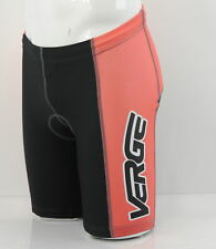 Verge Women's Large Elite Tri Bottom Long Black/Orange