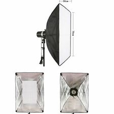 Softbox Diffuser Continuous Flash Lighting Universal Photo Video Studio Beauty