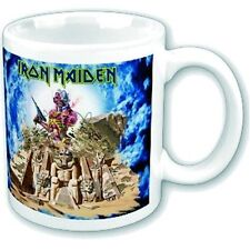 IRON MAIDEN BOXED MUG Somewhere Back In Time