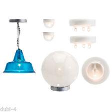 Lundby 60.9054 Stockholm Lampen Set für das Puppenhaus - 1:18