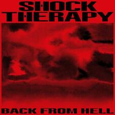 Shock Therapy Back From hell Limited 2lp Vinyl 2020