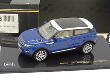 Ixo 1/43 - Range Rover Evoque 2011 Bleue