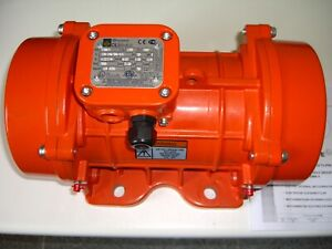 OLI MVE 1300/3 Unwuchtmotor, Gleitschleifmaschine, Felgenpolieranlage, Rüttler