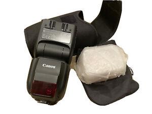 Canon Speedlite 430EX III - RT Hot Shoe Mount Camera Flash Light