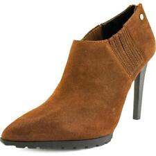 Calzado de mujer Calvin Klein de tacón alto (más que 7,5 cm) de color principal marrón