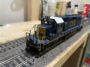 HO Scale Broadway Limited EMD SD40-2 Locomotive DCC w/Paragon2 Sound CSX