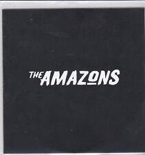 THE AMAZONS  6 TRACK ALBUM SAMPLER CD