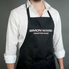 Embroidered Personalised Kitchen Aprons