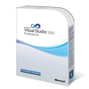 Microsoft Visual Studio 2010 Professional Academic Edition 1 User Professional