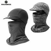 RockBros Outdoor Sport Ice Silk Magic Scarf Cycling Headband Face Mask Headgear