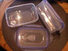 2er Set Mikrowellenbox, Tiefkühlbox, Kühlschrankbox, Obstbox, Gemüsebox, NEU