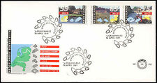 Netherlands 1991 Traditional Farm House FDC First Day Cover #C27979