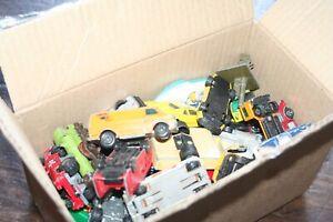 Job lot of toy cars - matchbox, lesney, corgi, majorette #2442