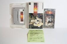 Front Mission Boxed SFC Nintendo Super Famicom SNES Japan Import US Seller