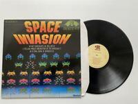 Various Space Invasion Vinyl Album Record LP Ronco RTL 2051