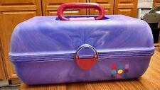 Purple Plastic Makeup Bags & Cases