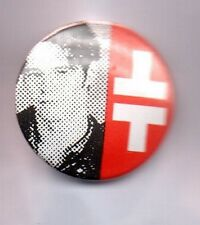 TAKE THAT Howard Donald BUTTON BADGE - ENGLISH POP GROUP - 90s MARK GARY ROBBIE