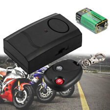 Wireless Remote Control Vibration Alarm Car Motor Bike Window Security Battery