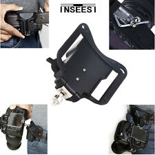 INSEESI Fast Loading Holster Waist Belt Buckle Button Mount Clip for camera
