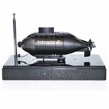 Radio Remote Controlled RC Submarine Toy Mini Underwater Submersible BK