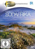 DVD Sud africa della Wanderlust Br Das Rivista di viaggi con Consigli autoctoni