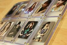 SNSD Girls Generation Tiffany Photo Card Set (of 10) Gee Genie Mr. Taxi Hoot Oh+